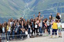 2015-16 Die HLW Landeck auf Exkursion in Sölden