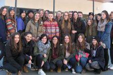 2015-16 Exkursion der 1HWB zu Billa in Landeck