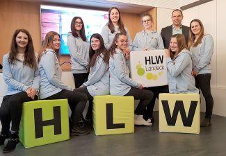 2018-19 Die HLW Landeck arbeitet im TirolBerg in Are/Schweden mit
