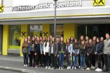 2015-16 Eine Exkursion der 1. HLW zur RBO in Landeck