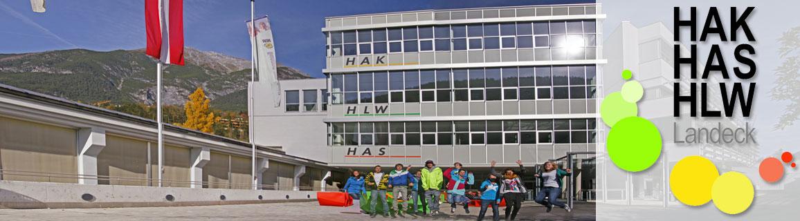 HAK HAS HLW Landeck - Handelsakademie Handelsschule Höhere Lehranstalt für wirtschaftliche Berufe LANDECK