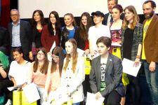2015-16 Erfolgreiche Schüler/innen beim Bezirksredewettbewerb 2016