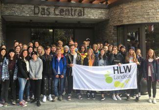 2019-20 Exkursion der 3. HLW nach Sölden zum Hotel Central