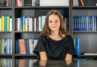 2019-20 Johanna Westreicher (3KK) gewinnt den Jugend-Krimi-Preis 2019