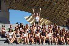 2014 Gemeinsame Sprachwoche der HAK und HLW in Sevilla