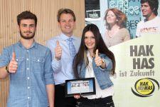 2013-14 Die HAK Landeck ist die beste IT-HAK Tirols