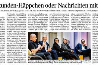 2019-20 Videobeiträge der HAK Landeck zum Medien-Tag 2019 der UNI Innsbruck
