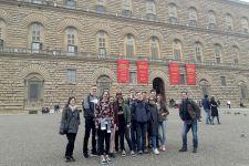 2017-18 Sprachwoche der HAK Landeck in Florenz
