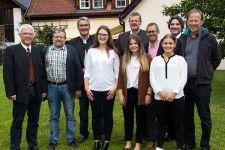 2015-16 Die HLW Landeck unterstützt das Caritas-Wohnheim in Zams
