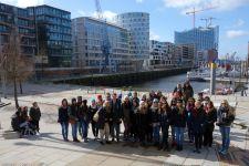 2014-15 Hamburg, eine Weltstadt - die 4HWAB auf Exkursion