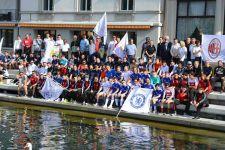 2015-16 Special Adventure Camp Schweiz ... mit Unterstützung durch HAK-Schüler