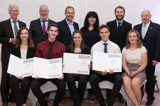 2017-18 FIRI-Zertifikate der Wirtschaftskammer wurden an HAK-Schüler/innen vergeben